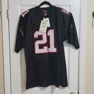 NFL Throwbacks 1990 Deion Sanders Jersey